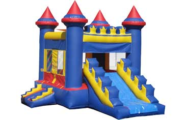 Combo Bounce House Big Bouncer