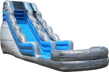 Tsunami Water Slide Rental