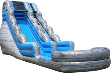 Rocky Top Dry Slide Rental