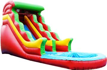 Towering Heights Dry Slide Rental
