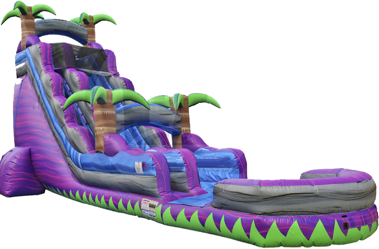 Biggest Inflatable Water Slide Rental | The Xcelerator
