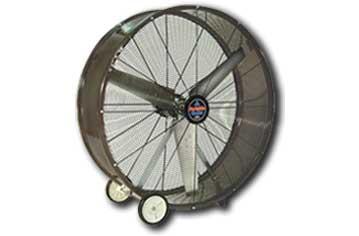 42in Portable Fan Rental